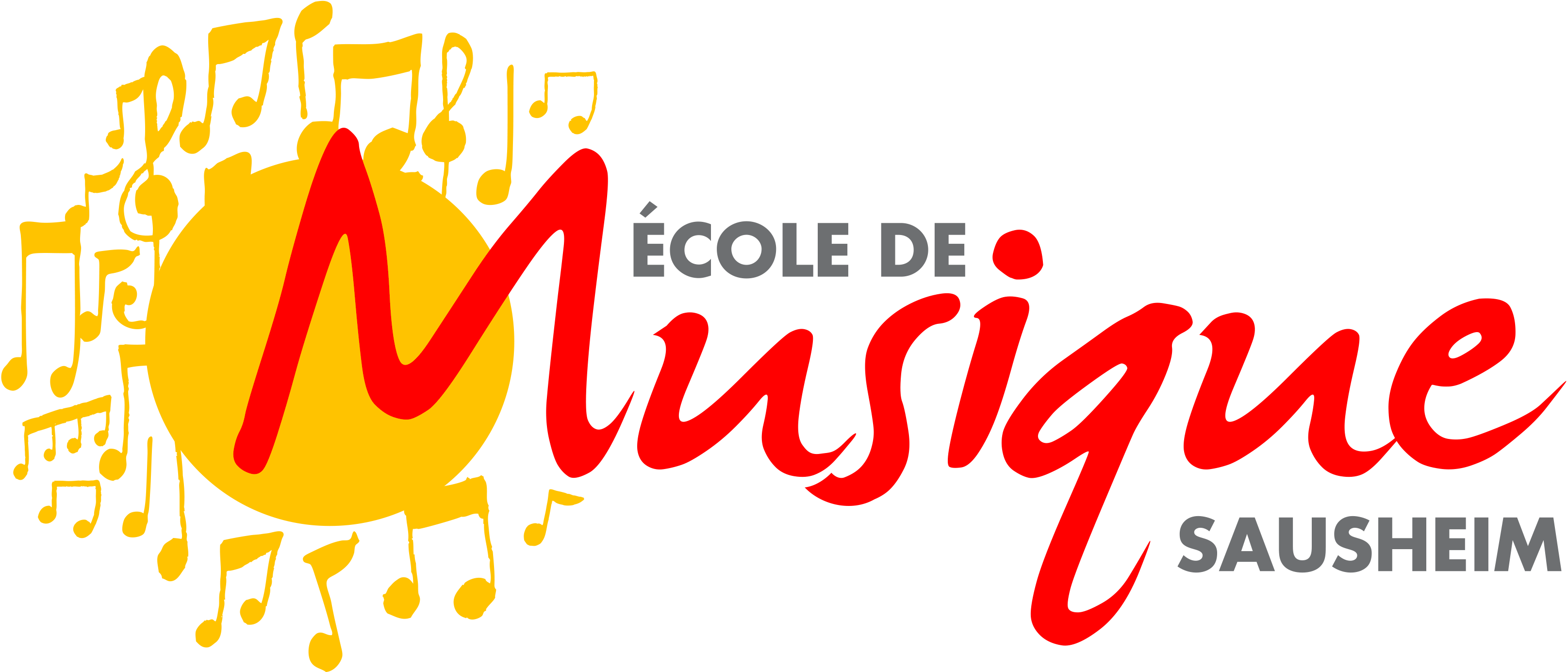 Logo Ecole de Musique Sausheim